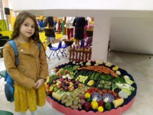 """Награда на конкурсу """"Дан здраве хране"""""""